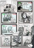 evo contest comic round 2.1 by Prydester