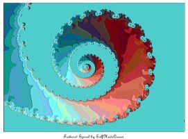 Textured Spiral by SelfMadeQueen