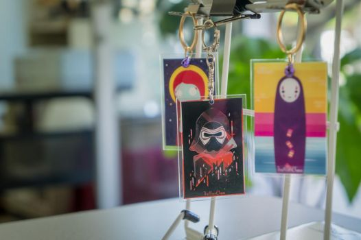 Keychains v.1 by TheAlienCross