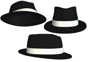 Hat Collection 11 PNG Stock by Roys-Art