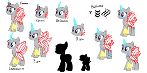 More Info. about Fare-Fare ponies by Paintingpone