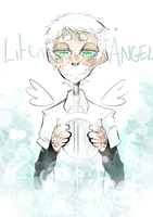 Little Angel by xCrazyWonderlandx