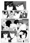 Death Note Doujinshi Page 124 by Shaami