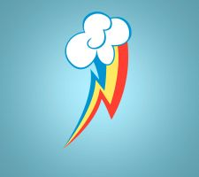 Rainbow Dash android wallpaper by TheSeekerLaynos
