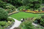 The Sunken Gardens by SilverTop