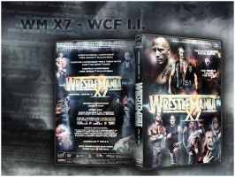 WWE Wrestlemania X7 Custom by P-r-o-G-f-x