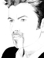 George Michael by Pinkadywinkwink