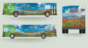 Healthy Air Living Bus by cr-portfolio