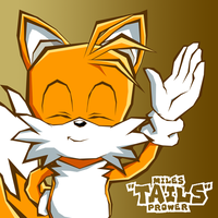 "Miles ""Tails"" Prower by spikestrife"
