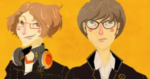 ANIME -Persona 4- by gooseberry007