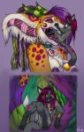 Plushie BFF Monster Vore by v-e-r-a