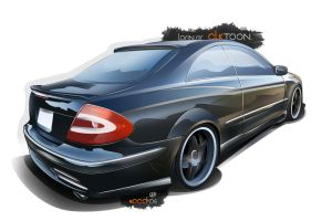Lorinser CLK Toon by cc-Designs