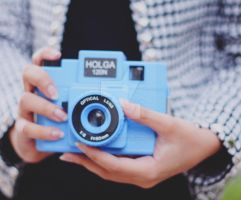 Holga by Blurry-Photography