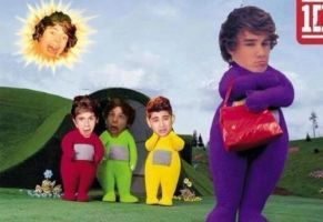 1D teletubbies! by DirectionForLyfe