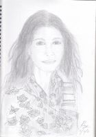 Julia Roberts -A simple sketch by imfromdunman