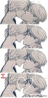 SNK -- Love by aphin123