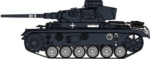 Panzer III Ausf. J *Fuck Colors* by Der-Buchstabe-R