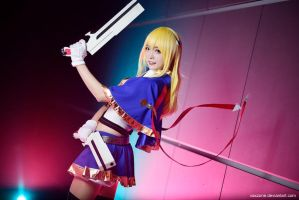 BlazBlue - Noel Vermillion 01 by vaxzone