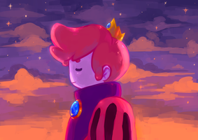 Prince Gumball by cloudwitch