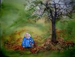 Fallen Leaves by TriciaS