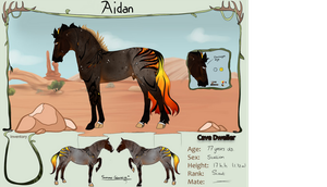 TWW- Aidan- Scout by DawnStallion