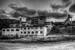 The abandoned mine 3 by Enigmaticus