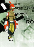 Super Fighting Robot Guy by TJFuZioN