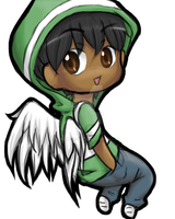 Angel Boy by MzMegs