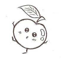 Apple by ricecuni