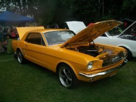 (1965) Ford Mustang by auroraTerra