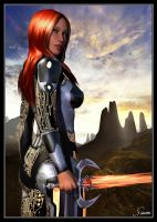 Firedust by celticarchie