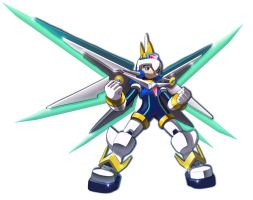 Model UX (Transformed) by ultimatemaverickx