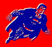 Superman Pop Art by TheGreatDevin