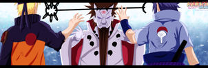 Naruto 671 - Give Me Your Hand by KhalilXPirates