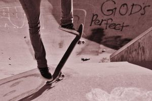 Gods Perfect skater by vanaleapicz