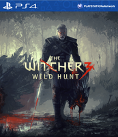 The Witcher 3: Wild Hunt Box Art by FriedRyce