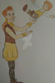 Lumiere and Litwill -- Request by faith--trust--dust