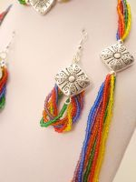 Rainbow Seed Bead Set 39 by TheSortedBead