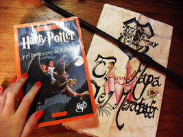 HPCP: Harry Potter and the Prisoner of Azkaban by Lillyka