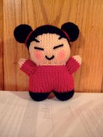 Pucca by knerdy-knits