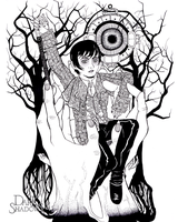 Barnabas Collins by colormymemory