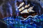 Sailing ship by mylifeits