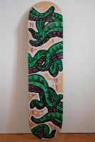 skate deck by odinMI