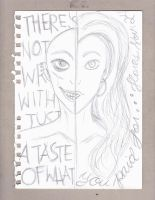 Two-faced by UnjustToMe