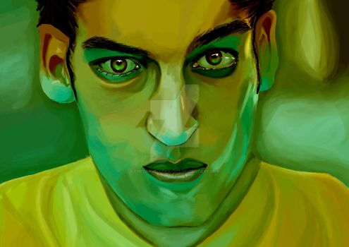 Photoshop painting by thetravellersloft