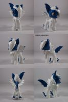 Mega Absol Ponymon by ChibiSilverWings
