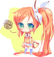 Chibi Sample 3 by Dimoos-den