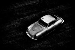 HDR old toy car test by leingad