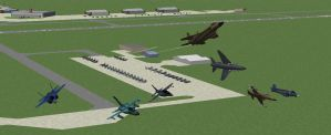 what if russia had those aircraft by artistzak