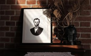 Abraham Lincoln by DanielPoint